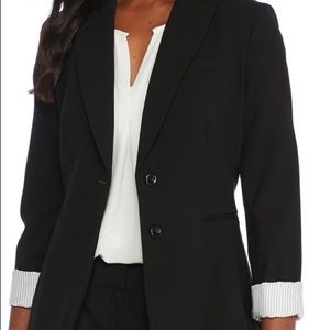 Gap Women's Navy Blue Blazer Size M